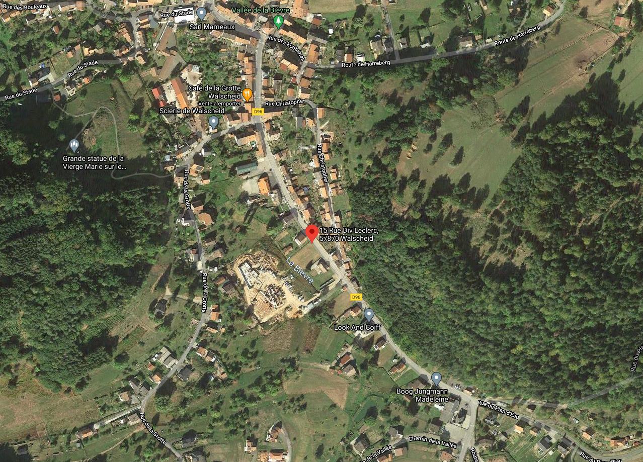 localisation association saint christophe